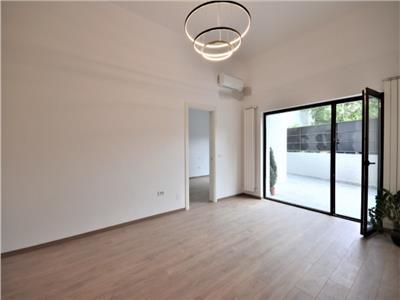 Apartament 3 camere herastrau cu gradina 64 mp