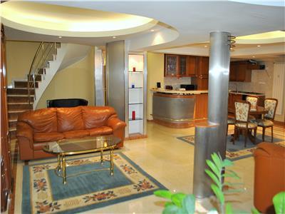 Apartament 3 camere, lux, tip duplex, unirii fantani, contract