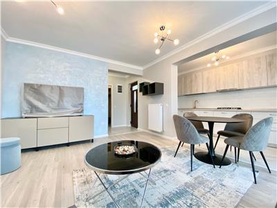 Apartament 3 camere lux prima inchiriere curte proprie Albert Ploiesti