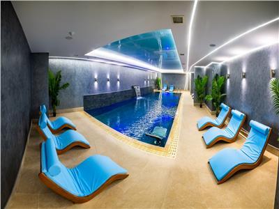 Apartament 3 camere, de lux, SPA interior, zona Jandarmeriei Baneasa