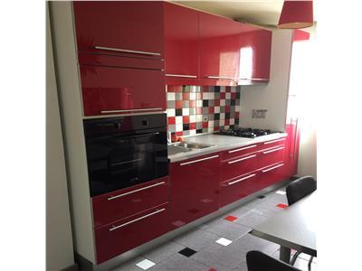 Inchiriere apartament 3 camere , modern, 2Bai, 7 min metrou Dristor