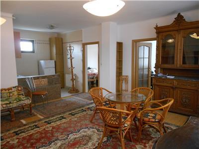 Apartament 3 camere mobilat utilat et 1 Biserica Bazilescu str Durau