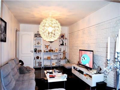Apartament 3 camere, mobilat, utilat de lux, ultracentrala, Ploiesti