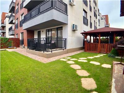 Apartament 3 camere, modern, curte 300 mp, zona Nord, Ploiesti