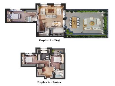 Duplex Theodor Pallady