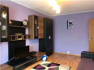 Apartament 3 camere modern, renovat, mobilat, democratiei, ploiesti