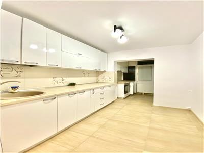 Apartament 3 camere renovat, partial mobilat, Mihai Bravu, Ploiesti