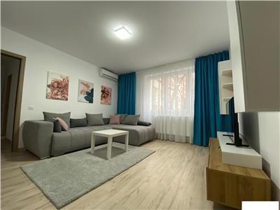 Apartament 3 camere renovat  total Mihai Bravu/Metrou Iancului