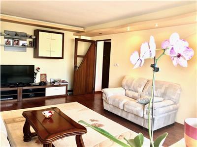 Apartament 3 camere, decomandat, renovat, Gheorghe Doja, Ploiesti
