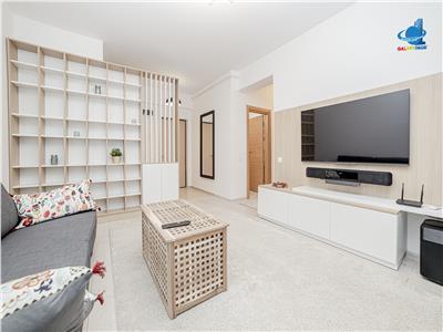 Apartament 3 camere TITAN - PREMIUM (Strada Firidei) Bloc Nou