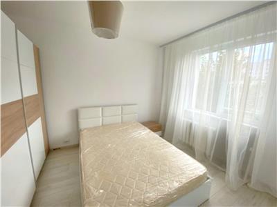 Apartament 3 camere UTILAT si MOBILAT NOU (Auchan TITAN)