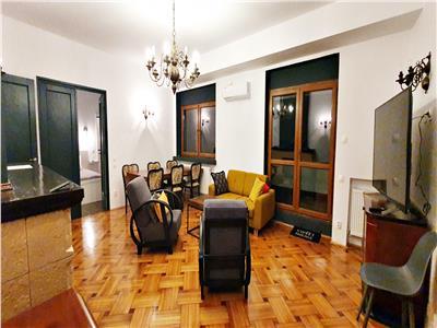 Apartament 4 camere, 110 mp, terasa de 43 mp, parc popa soare, renovat