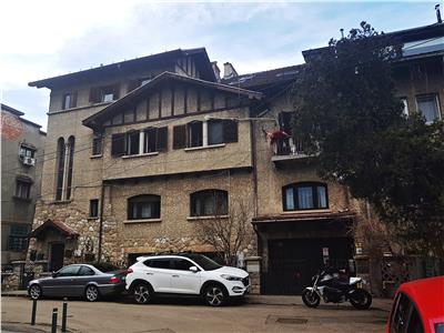 Apartament 4 camere 150 mp, in vila - floreasca (doar pentru birou)