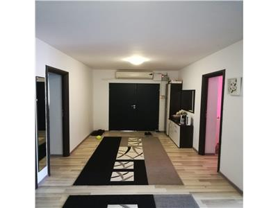 Apartament 4 camere Bragadiru-spatios 123 mp, mobilat lux