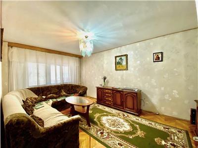 Apartament 4 camere, decomandat, spatios, zona Cantacuzino, Ploiesti