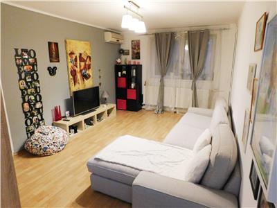 Apartament 4 camere etaj 3/4 bloc H - Metrou Nicolae Grigorescu