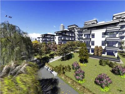 Apartament 4 camere floreasca -barbu vacarescu-laguna rezidence