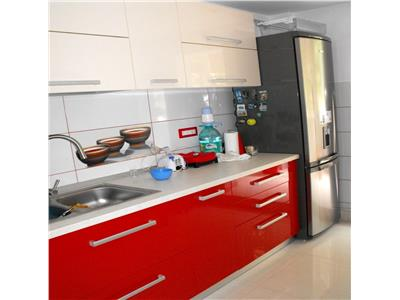 Apartament 3 camere 2xbai  mobilat modern la 4 min. metrou Dristor