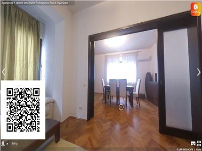 Apartament 4 camere zona Pache Protopopescu-Parcul Popa Soare