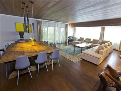 Apartament 5 camere bloc nou piata victoriei -lascar catargiu