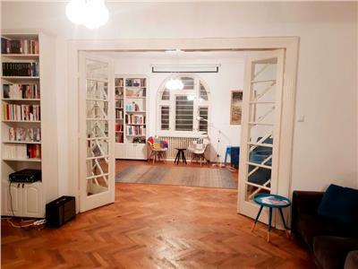 Apartament amplu parter vila arcul de triumf/maresal averescu