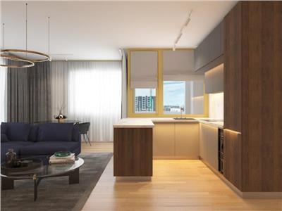 Apartament aviatiei park - 3 camere - view superb-parcare subterana in
