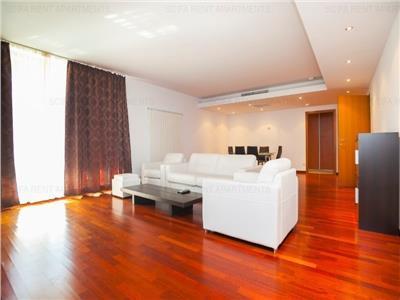 Apartament bloc nou dorobanti -170 mp parcare subterana