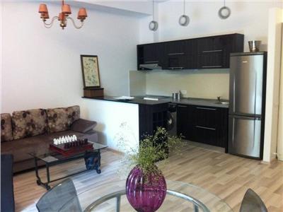 Apartament cochet cu gradina proprie 50m in complex rezidential