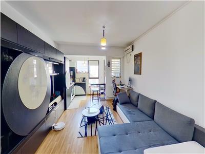 Apartament cu 2 camere, parcare subterana de vanzare Obor-Avrig