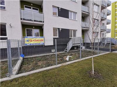Apartament cu 2 camere si gradina avantgarden