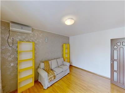 Apartament cu 3 camere, decomandat de inchiriat in fundeni - bacila