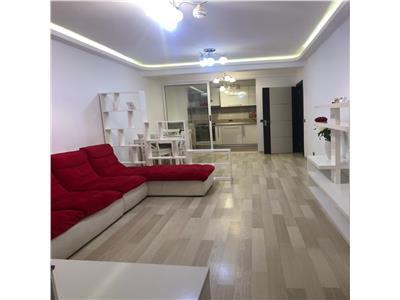 Apartament cu 3 camere dispus pe 2 nivele in zona coresi tractorul