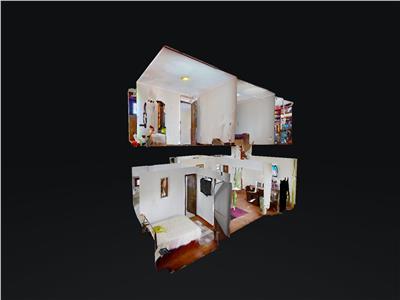 Tur virtual 3d, apartament dublu 135 mp. zona primaverii, piata mica!