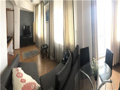 Apartament cu terasa interioara si exterioara, Zepter Unirii.