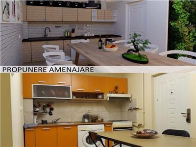Apartament de 3 camere de vanzare in zona 1 mai