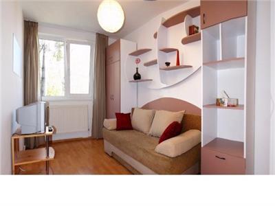 Apartament de inchiriat 2 camere zona semicentrala Pitesti