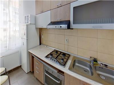 Apartament de inchiriat cu 1 camera, in bloc nou, zona Tudor