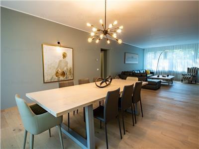 Apartament de inchiriat kiseleff | terasa exceptionala si 272 mp utili