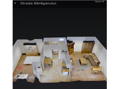 Apartament de inchiriat mobilat si utilat cu 2 camere, zona Unirii