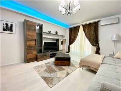 Apartament de lux, prima inchiriere, parcare subterana Albert Ploiesti
