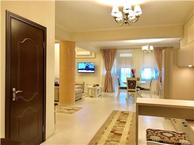 Apartament de lux, totul nou, 3 camere 104 mp, zona Nord Ploiesti