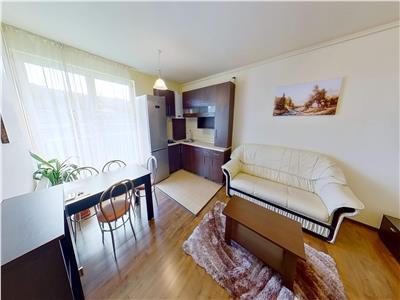 Apartament de vanzare, cu 2 camere, mobilat si utilat, in 7 noiembrie