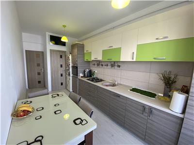 Apartament de vanzare cu 3 camere, cu garaj subteran in Tudor