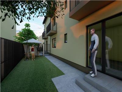 Apartament in vila -2 camere si gradina -65000euro
