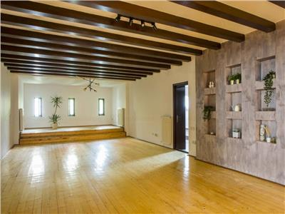 Apartament/lux in Vila Victoriei-Romana Pentru Birou -Rezidenta