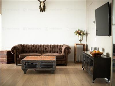 Apartament lux pe un etaj Intreg  , 3 minute Parc Herastrau