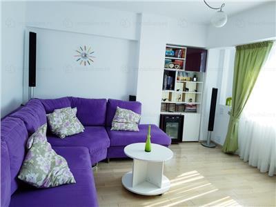Apartament lux vanzare 4 camere piata romana