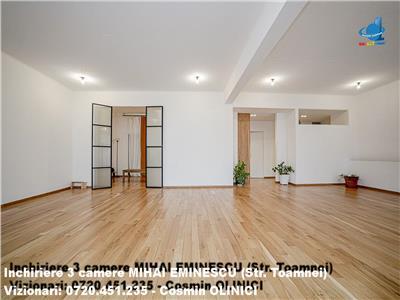 Apartament MIHAI EMINESCU (Str. Toamnei)