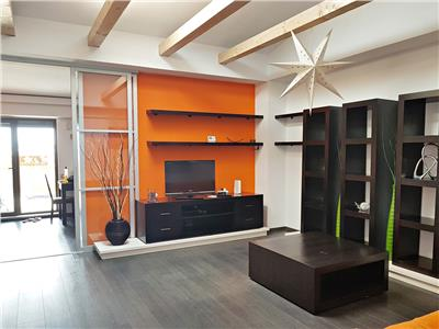 Apartament 3 cam., 100mp, penthouse, terasa 35 mp, garaj subteran