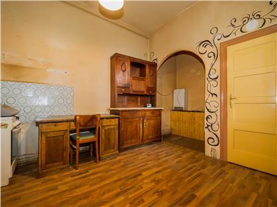 Apartament spatios de 2 camere cu panorama deosebita - c.d. gherea